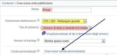 creare-canali-personalizzati