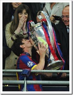 Messi Taça