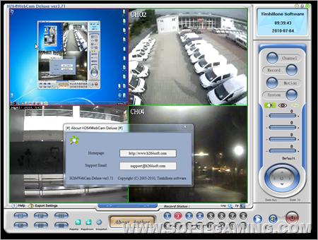 Intel webcam software