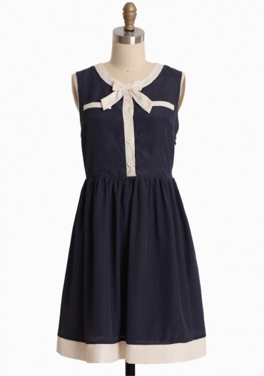 picture perfect bow dress from ruche