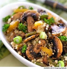 quinoa_mushroom_pilaf