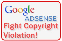adsense-copyright-violation