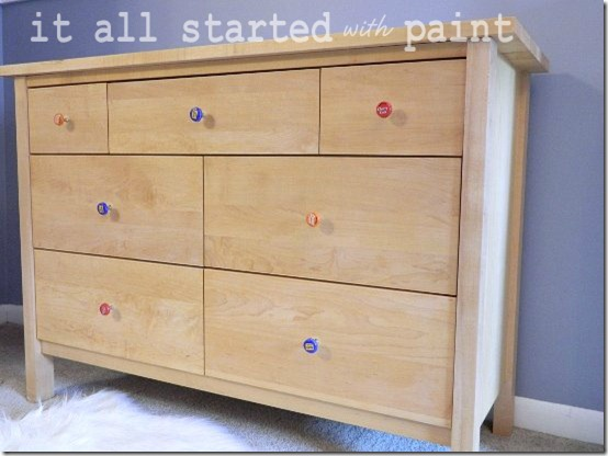 Maple Dresser Refinished 2