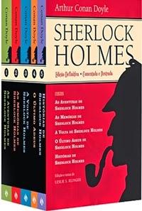 Sherlock Holmes, por Arthur Conan