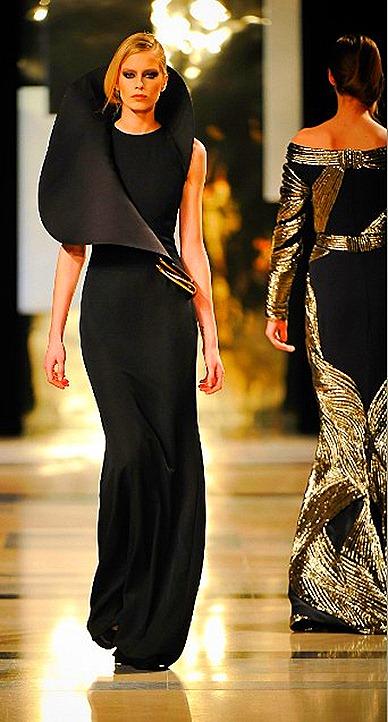 Stéphane Rolland Haute Couture Singapore  2011