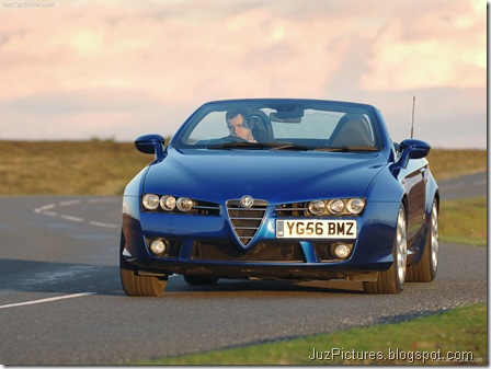 Alfa Romeo Spider UK Version _8