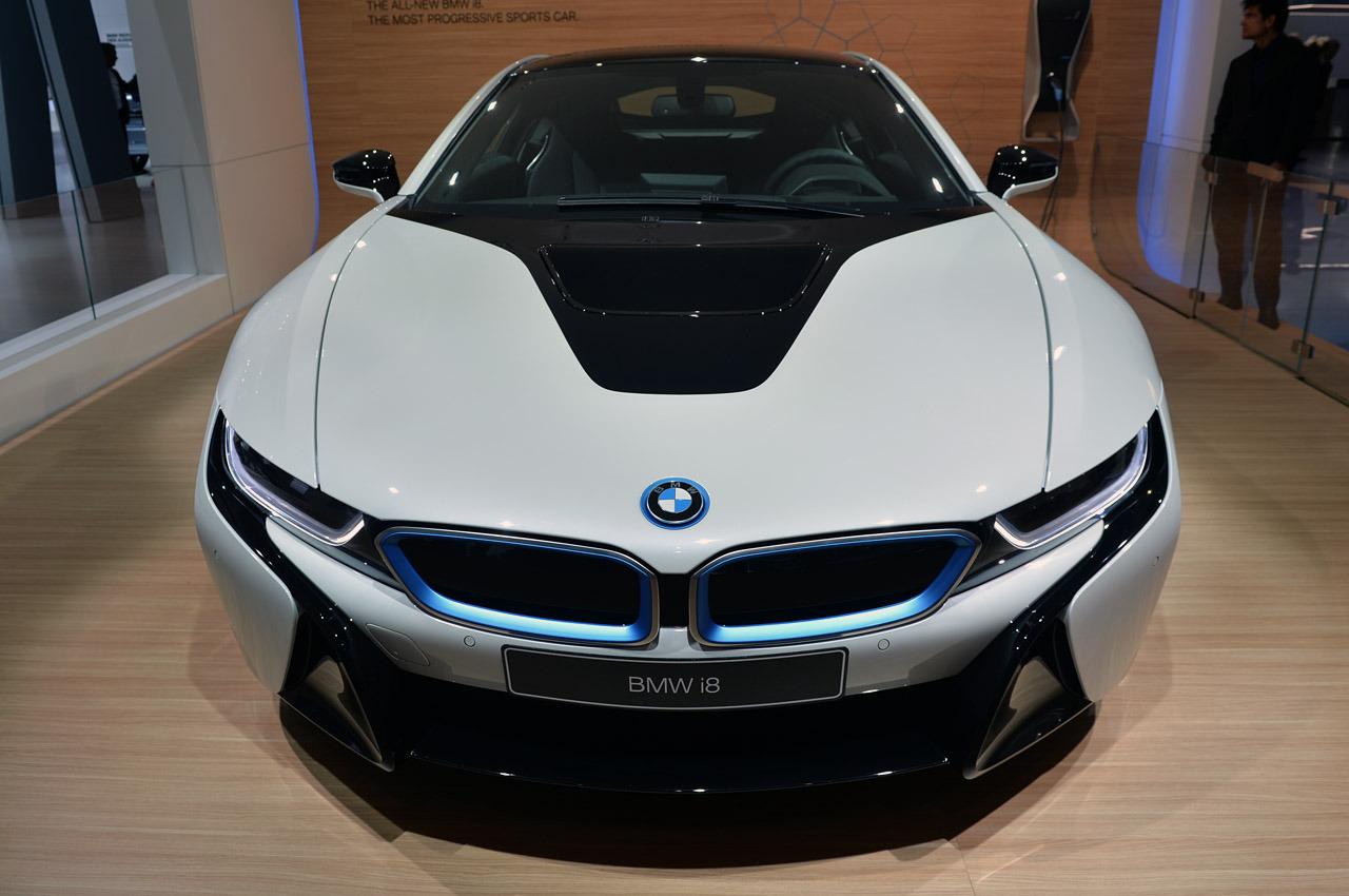 2014 bmw i8'in satış fiyatı açıklandı - turkeycarblog