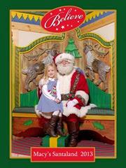 Santa- Macy's