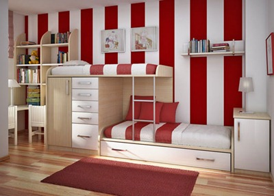 Study Room In Kids Bedroom Interior Design Ideas From Sergi (5)
