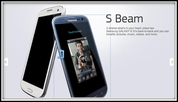 S beam