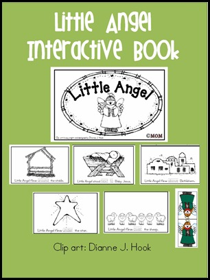 Little Angel Interactive Book