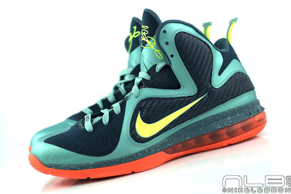The Showcase Nike LeBron 9 8220Cannon8221 Best One
