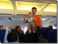 Tot in avion