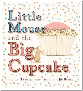 cupcake and little mouse