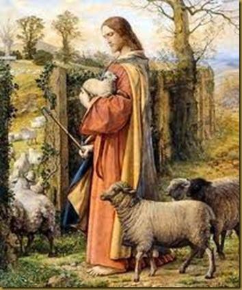 JESUS ES BUEN PASTOR