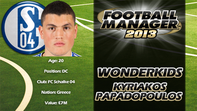 FM13 Wonderkid Review - Kyriakos Papadopoulos
