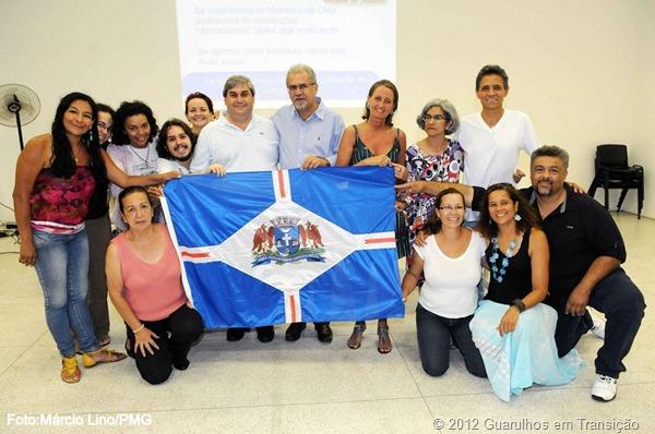 Assunto:Palestra Aberta Cidade em transiçãoLocal:Adamastor Centro Data:04.03.2012Foto:Márcio Lino/PMG