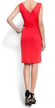 Draped dress1