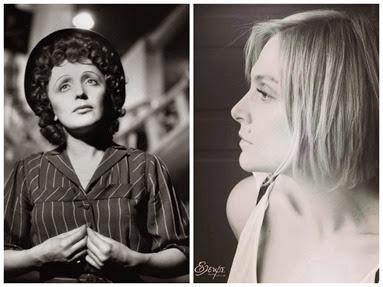 Ελεωνόρα Ζουγανέλη Edith Piaf