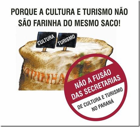 Contra a Fusão do Turismo e Cultura 3