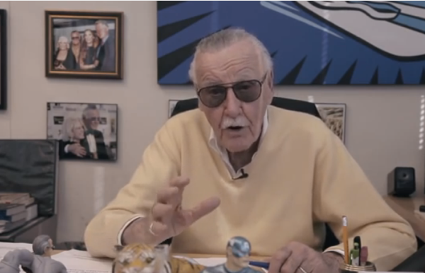 Stan lee autos