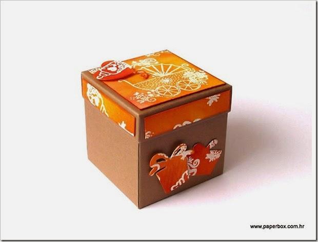 Kutija za bebe - Geschenkverpackung - Gift box (2)