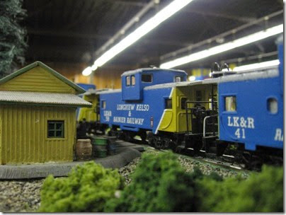 IMG_1039 LK&R Layout at GWAATS in Portland, OR on February 19, 2006