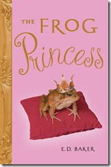 The Frog Princess by ED Baker