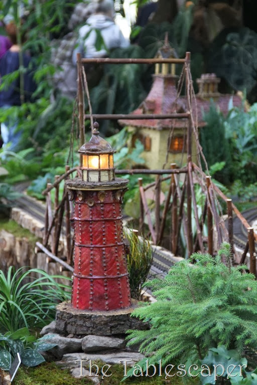 NY Botanical Gardens Train Show03