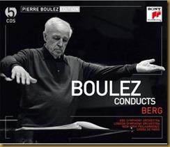Berg Concierto de camara Boulez Sony