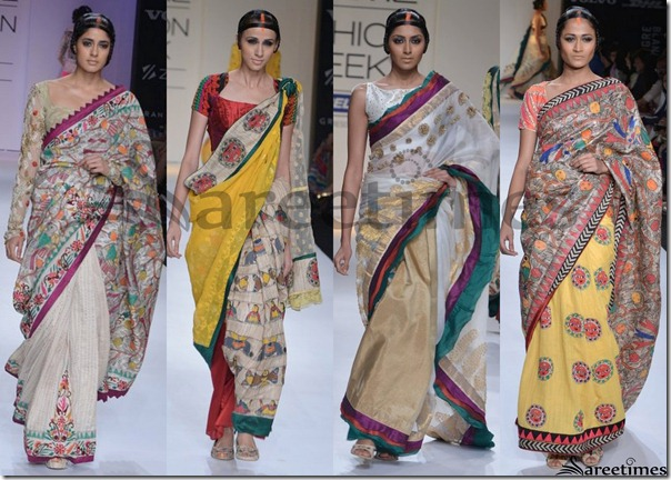 Agnimitra_Paul_Sarees_Day_4_LFW_Summer_Resort_2013