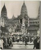 Reconstitution Angkor 1931