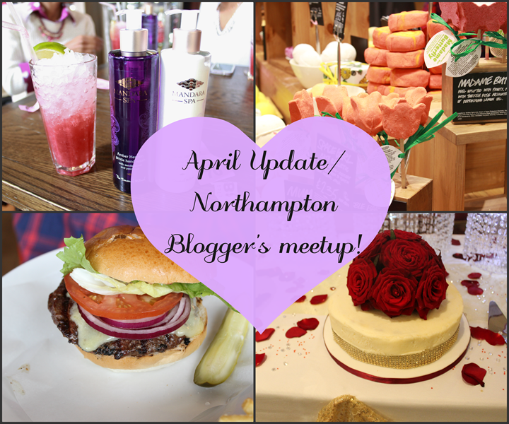 april update northampton bloggers meetup