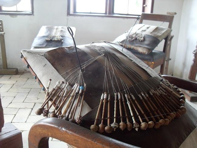 Knipleskolen på Frilandsmuseet