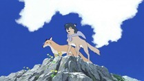 Ookami Kodomo no Ame to Yuki - Movie - Large 65