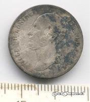 Afb. 2 1 gulden 1848