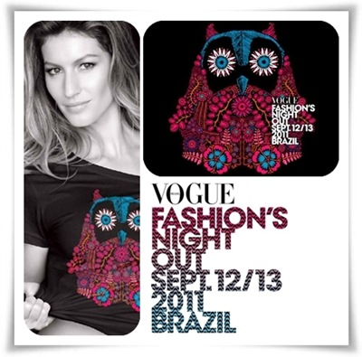 fashion night out brasil
