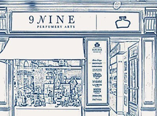9 nine perfumery arts