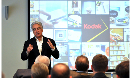 Antonio Perez, Kodak CEO