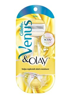 Gillette Venus and Olay