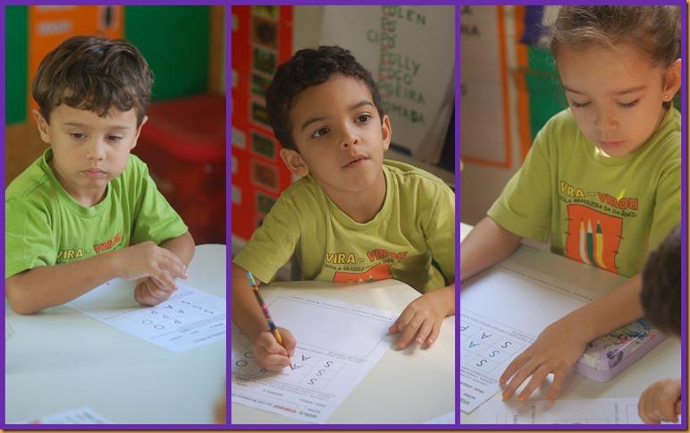 Infantil 4 manhã caderno7