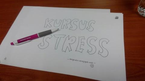 Kursus pengurusan stress