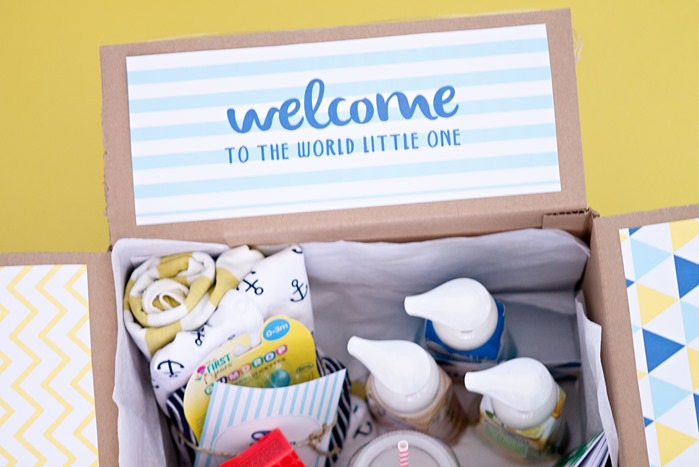 New Baby Essentials Package - Everything You Need for new mom and baby!  (12)