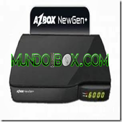 AZBOX NEWGEN IKS