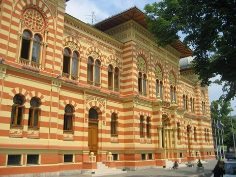 City Hall Brčko,Bosnia and Herzegovina