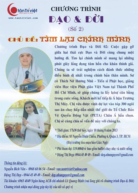 CHUONG TRINH DAO VA DOI 2