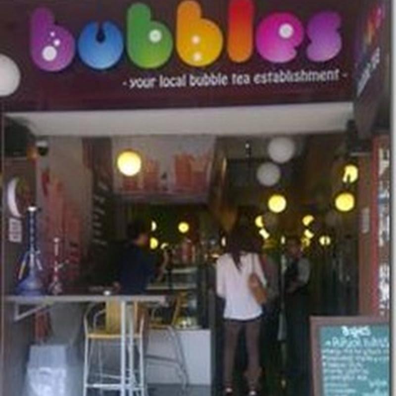 Bersantai di BUBBLES , Bangsar.
