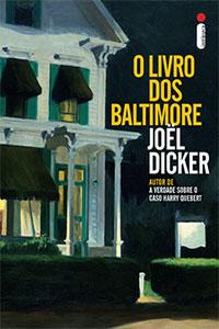 O Livro dos Baltimore, por Joël Dicker