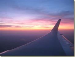 Sunrise over London (Small)