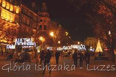 Glória Ishizaka - Luzes de Natal 2013 - Porto 3 - Aliados 5